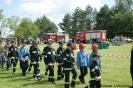 Zawody sportowo-pożarnicze w Wieprzowie 2017